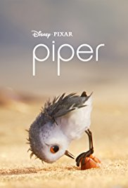 Piper (2016) แอนิเมชั่นสั้น ฉายก่อน