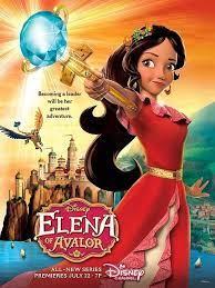 Elena Of Avalor Ready To Rule (2016) เจ้าหญิงเอเลน่าแห่งอาวาลอร์ เตรียมความ